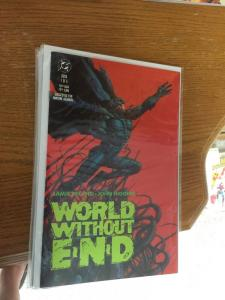 World Without End 1-6 Xenobrood 0 1-4 All Nm Near Mint DC Mini-series