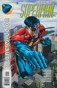 Superman: The Man of Steel #1000000 FN; DC | save on shipping - details inside