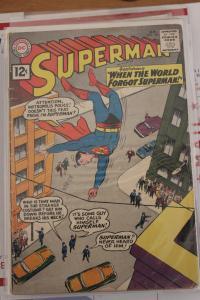 Superman 150 VG/FN