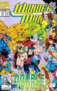 Wonder Man (1991 series) #13, NM (Stock photo)