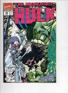 Incredible HULK #388, NM-, Keown, Bruce Banner, 1968 1991, more Marvel in store