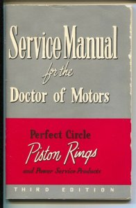 Service Manual For The Doctor Of Motors 1953-instructions & illustrations-VF