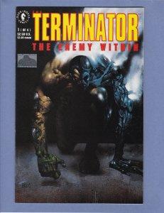 Terminator Enemy Within #1 NM Dark Horse