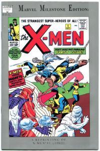 X-MEN #1, Marvel Milestone Edition, VF/NM, Magneto, Cyclops, Jean Grey, Beast
