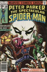 Spectacular Spider-Man, The #19 FN; Marvel | save on shipping - details inside