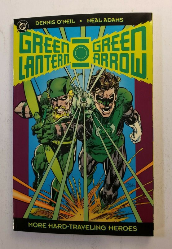 GREEN LANTERN /GREEN ARROW COLLECTION VOL.2 TPB SOFT COVER FIRST PRINT