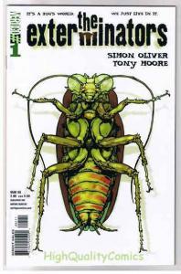 EXTERMINATORS #1 2 3 4 5 5 7 8 9 10 - 14, NM-, Oliver,Tony Moore, Bugs, Roaches