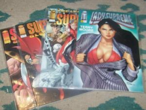supreme lot 51 issues  # 0 1  2 3 4 5-56+awesome image lady glory days