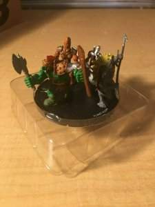 Marvel Heroclix PLANET HULK Limited Edition Event Dial Trophy Figure MFT4