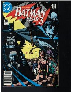 Batman #436 (DC, 1989)
