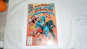 1993 MARVEL COMICS CAPTAIN AMERICA # 414