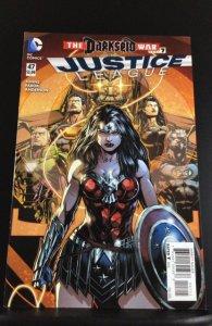 Justice League #47 (2016)