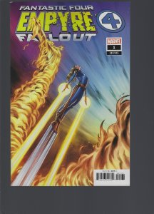 Empyre: Fantastic Four Fallout #1 Variant (2020)