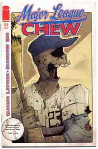 CHEW #23, 1st Print, NM, Rob Guillory, John Layman, more in our store