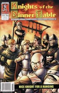 Knights of the Dinner Table #80 VF/NM; Kenzer and Company | save on shipping - d