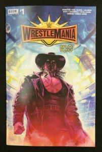 WWE Wrestlemania 2019 Special #1 Xermanico Variant NM