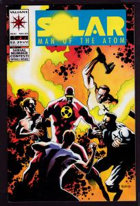 Solar Man of the Atom #24 (1991 Series)   9.2 NM-