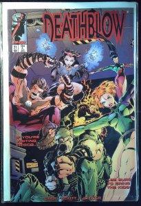 Deathblow #21 (1995)