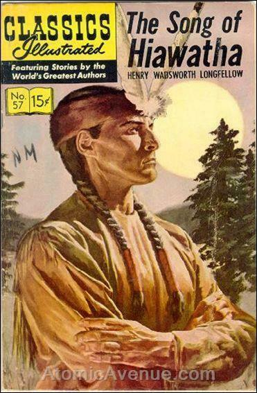 Classics Illustrated (Gilberton) #57 (10th) FN; Gilberton | save on shipping - d