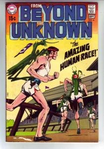 From Beyond the Unknown #6 (Sep-70) FN/VF+ Mid-High-Grade