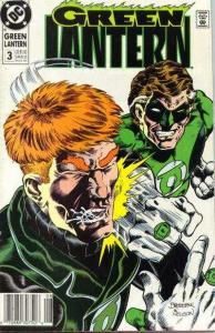 Green Lantern (1990 series) #3, NM (Stock photo)