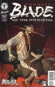 Blade of the Immortal #2 VF/NM; Dark Horse | save on shipping - details inside