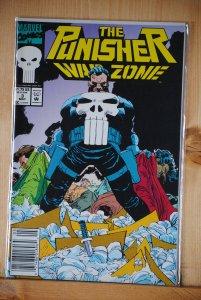 The Punisher: War Zone #3 (1992)