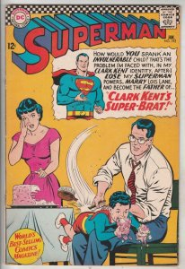 Superman #192 (Jan-67) VF/NM High-Grade Superman, Jimmy Olsen,Lois Lane, Lana...
