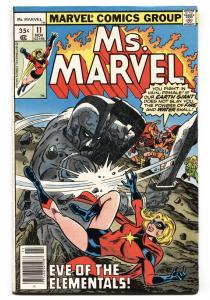 MS. MARVEL #11-1977-HIGH GRADE-VF-Bronze-Age Marvel