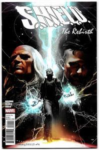 SHIELD Rebirth #1 by Hickman & Weaver (Marvel, 2018) VF/NM