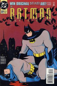 Batman Adventures, The #27 VF/NM; DC | save on shipping - details inside