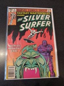 Fantasy Masterpieces Starring Silver Surfer #6 FINE +