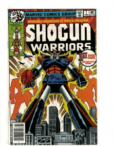 10 Marvel Comics Shogun Warriors 1 2 3 Spider-Man 17 129 Greatest Comics + J461