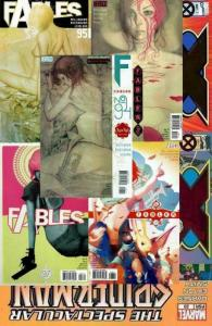 FABLES (2002 VERTIGO) 94-98  Rose Red