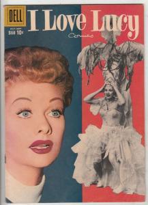 I Love Lucy #24 (Jul-59) FN/VF Mid-High-Grade Lucy Ricardo, Rickey Ricardo, F...