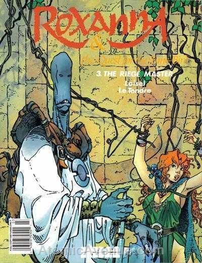 Roxanna & the Quest for the Time Bird #3 VF; NBM | save on shipping - details in
