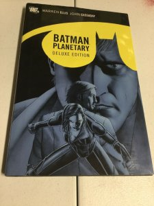 Batman Planetary Deluxe Edition Nm Near Mint Oversized HC Hardcover DC Comics