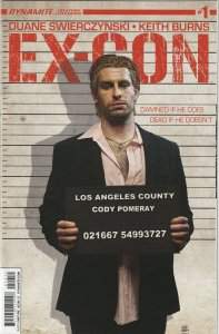 EX CON # 1 (2014 DYNAMITE)