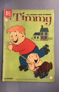 Four Color #1022 (1959) Timmy