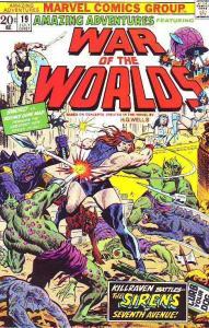 Amazing Adventures #19 (Jul-73) NM- High-Grade Killraven