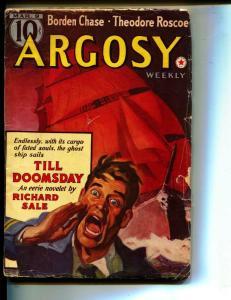 Argosy-Pulp-3/9/1940-Richard Sale-Borden Chase