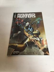 Armor Hunters Tpb Nm Near Mint Valiant Comics