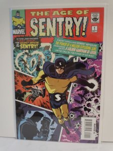 The Age of the Sentry #1