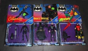 Batman Returns Figures (SET)  Kenner Toys 1991