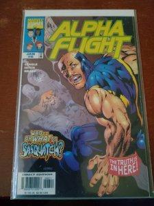 Alpha Flight #6 (1998)