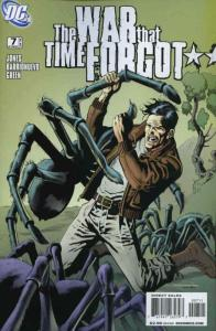 War That Time Forgot, The #7 VF/NM; DC | save on shipping - details inside