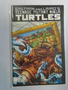 Teenage Mutant Ninja Turtles #3 (1988 reprint) 6.0 FN