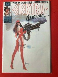 ELEKTRA ASSASSIN V1 #1 1986 MARVEL EPIC / NM