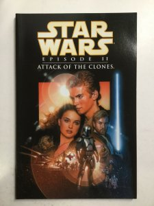 Star Wars Epidsode II Attack Of The Clones Tpb Softcover Sc Near Mint Dark Horse