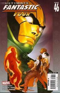 Ultimate Fantastic Four #46, NM (Stock photo)
